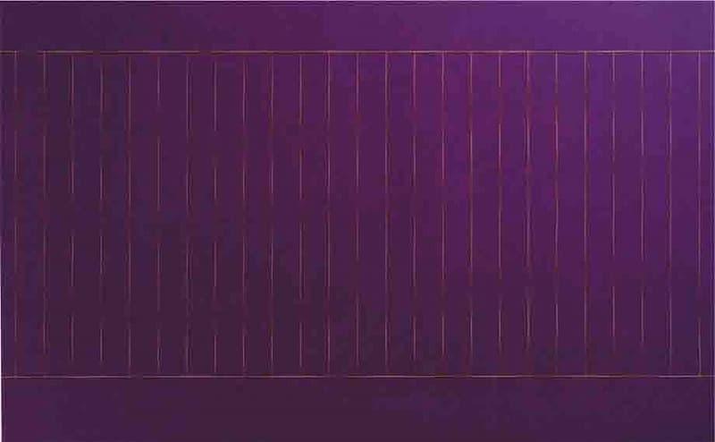 写経用紙 紫紺紙 純雁皮染10枚