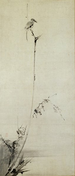 宮本 武蔵 鳥 の 絵