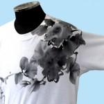 Tシャツに書ける布書き用書道液